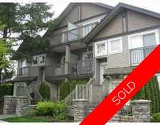 Vancouver Heights Townhouse for sale:  2 bedroom 1,066 sq.ft. (Listed 2008-07-27)